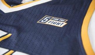 Los Jazz desvelan el logo de la publicidad de sus camisetas: una causa solidaria (Vídeo)