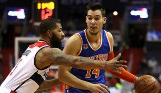 Willy estrena titularidad con doble-doble: 14 rebotes en la derrota de los Knicks (Vídeo)