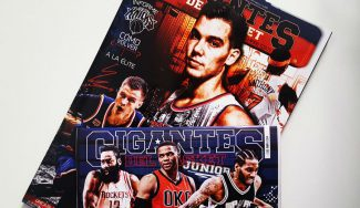 La Gigantes Junior de este mes. La juventud de los tres candidatos al MVP de la NBA, y mucho más