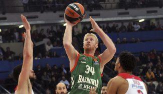 Pasó 8 años en la NBA, jugó en el Baskonia y quiere ser olímpico… ¡De voley playa!
