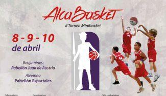 ¡Cita imperdible! El II Torneo Alcabasket, con equipos de toda España presentes