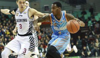 La bestialidad del exbaskonista Darius Adams en la liga china