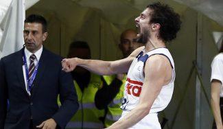 Llull lo vuelve a hacer: decide ante el Barça con una canasta en el último segundo (Vídeo)