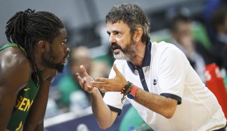 Porfi Fisac repite con la selección de Senegal: la dirigirá en el Afrobasket de este verano