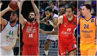 La ACB arrasa en los premios de Eurocup: 5 jugadores en los dos primeros quintetos
