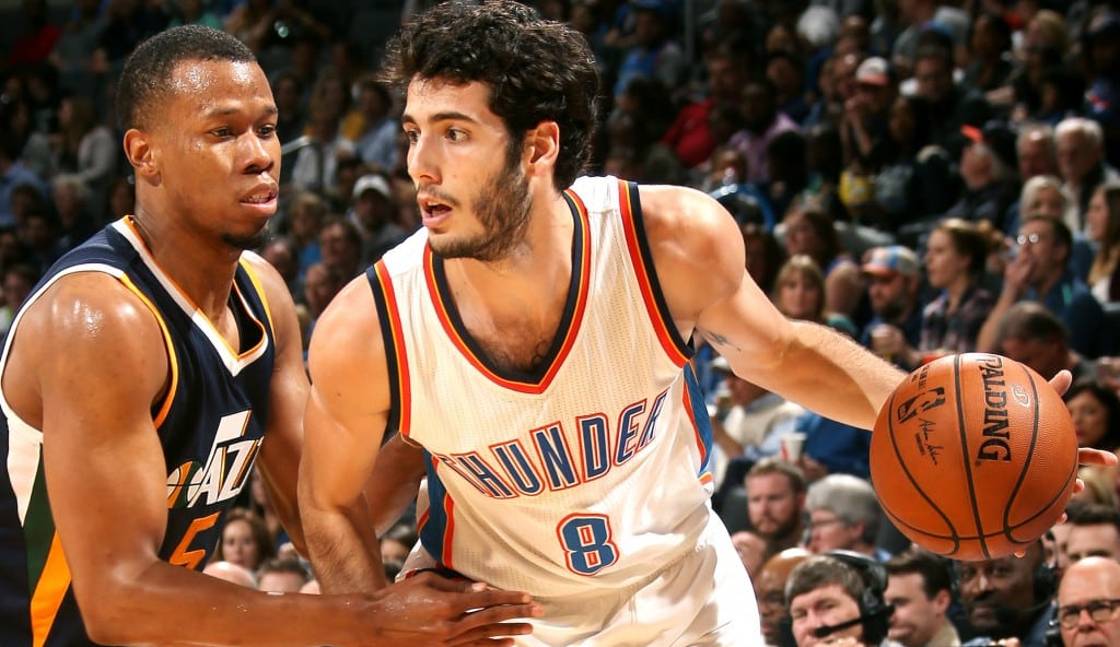 Partido perfecto de Abrines: acompaña otra exhibición de Westbrook para ganar (Vídeos)