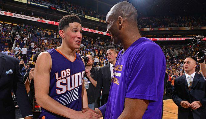 """Booker recuerda a Kobe tras meter 70 puntos: """"Él no tiene límite, yo no se lo pongo a nada"""""""