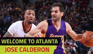 """Calderón ficha por los Atlanta Hawks: """"Estoy muy feliz, nueva oportunidad, nuevo equipo"""""""