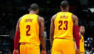 Los Cavs baten el récord de triples de la NBA en una noche de homenajes en Atlanta (Vídeo)