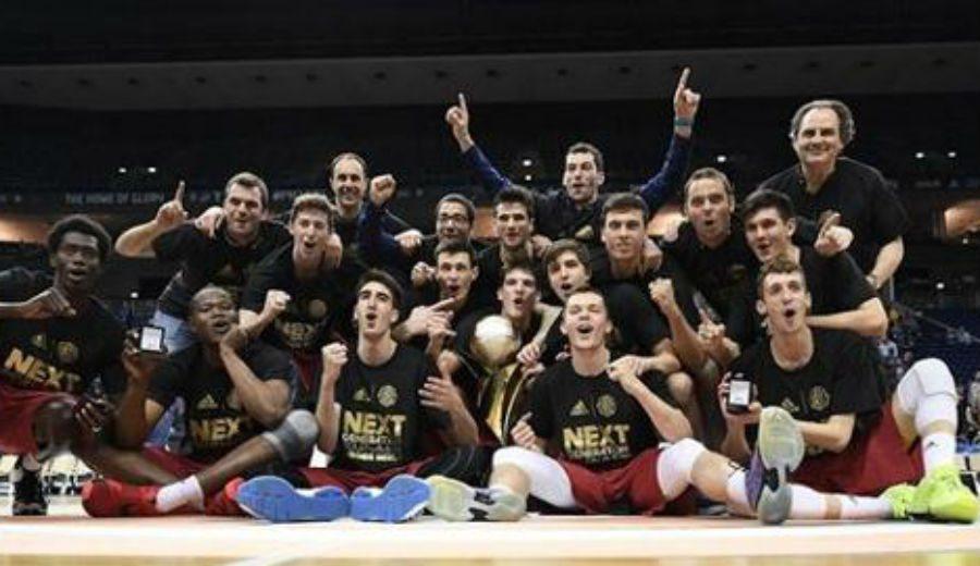 Adidas Next Generation Tournament: oficiales los 8 equipos y los horarios de Madrid y Barça. Entérate
