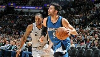 Ricky convierte la temporada en histórica con su triple-doble pero pierde con Spurs (Vídeo)