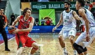 El Unicaja pone un pie en la final de Eurocup: Fogg y Brooks lideran el triunfo en Krasnodar