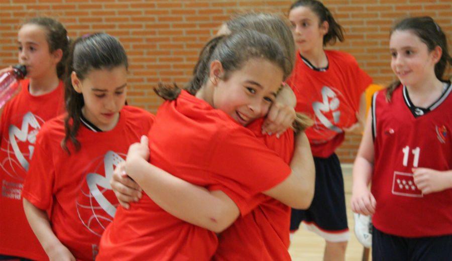 Doblete: la Selección de Madrid también gana en chicas benjamín en el Torneo Alcabasket (Vídeo)