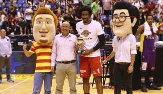 All-Star de Israel: Amare es el MVP, un árbitro y el hijo de un crack son protas (Vídeo)