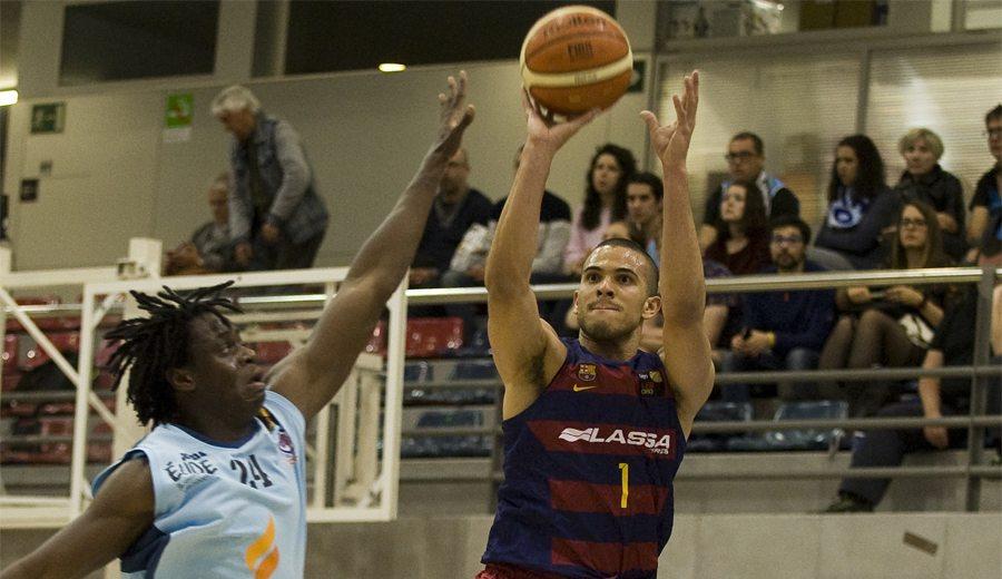 El Estu ata al dominicano Dagoberto Peña, el revulsivo del Barça B. Así juega (Vídeo)
