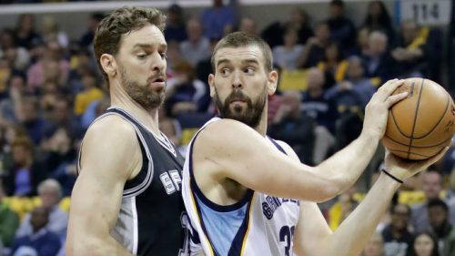 Héroe Marc: doble-doble y canasta ganadora para igualar la serie ante los Spurs (Vídeos)