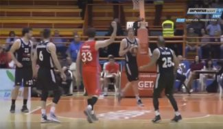 Marko Tomas se pica y provoca una tangana con Velickovic y Bircevic implicados (Vídeo)