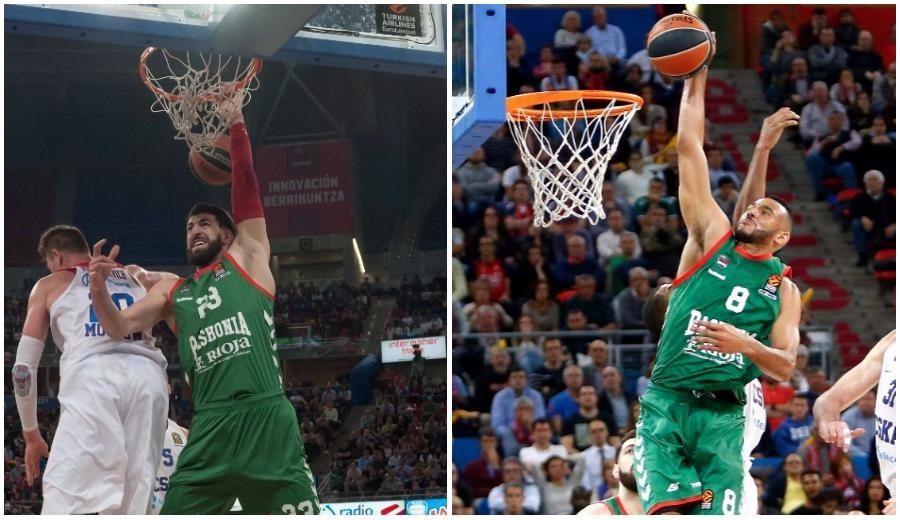 Piensan en NBA: Shengelia y Hanga han rechazado ofertas de renovación del Baskonia
