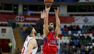 El gran último cuarto de Larkin no basta: Teodosic y De Colo salvan al CSKA (Vídeos)