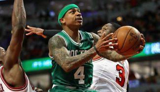 """Thomas lleva a los Celtics al empate ante los Bulls: """"Mentalmente no estoy aquí"""" (Vídeos)"""