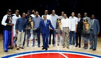 ¡Vuelven los Bad Boys! Emotiva despedida de los Pistons del Palace de Auburn Hills (Vídeo)