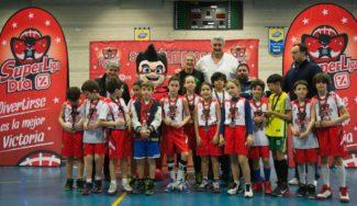 La SuperLiga DIA tiene campeón en Madrid: Menesiano vence a Chamberí en una apasionante final