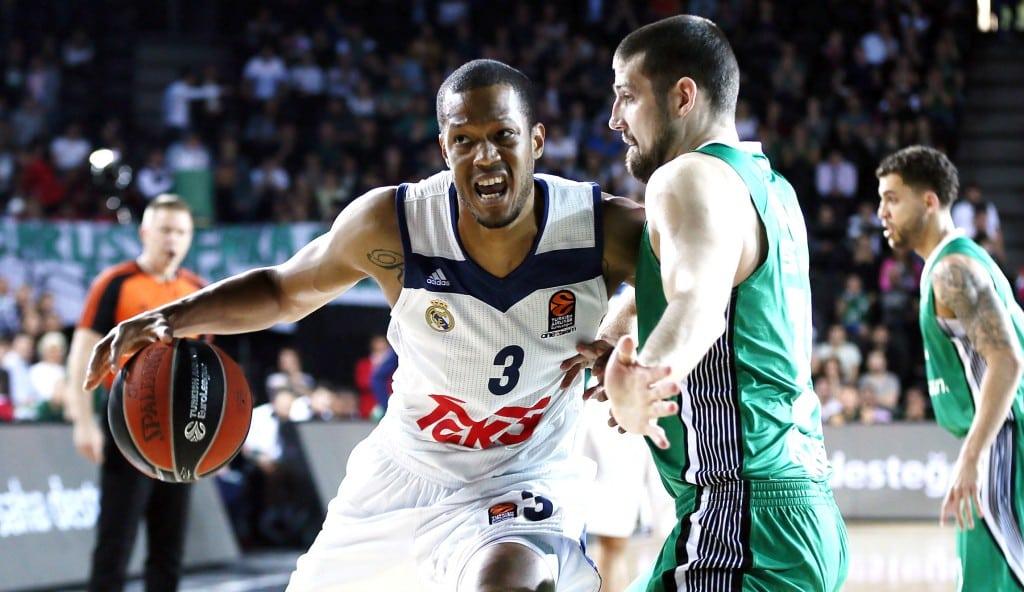 """El madridista Randolph jugará el Eurobasket con Eslovenia: """"Un nuevo e importante reto"""""""