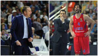 Euroliga: David Blatt se vuelve a cruzar en el camino del Madrid; Baskonia, ante el CSKA