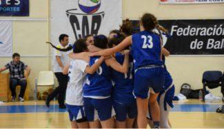 El CB Gades conquista Andalucía: campeonas autonómicas de clubes junior femenino