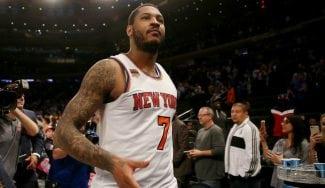 ¿Puerta abierta? Carmelo Anthony entrena con los Knicks y suena para los Nets
