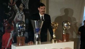 """Nocioni: """"Voy a seguir ligado al baloncesto, es mi pasión, pero creo que no como entrenador"""""""