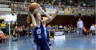 """""""Esto es baloncesto, un lujo"""". La MVP de la Copa Colegial, Elena Alaix, al habla (Vídeo)"""