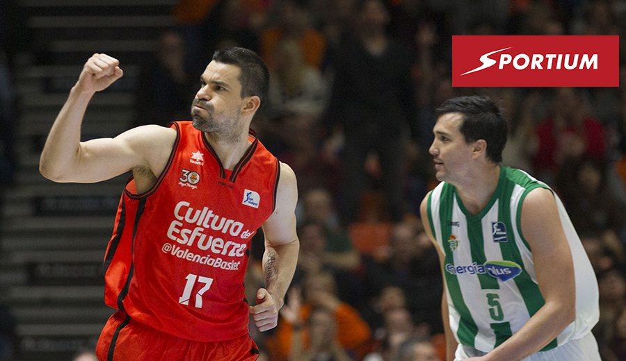 Mr. A te trae los chollos de la 30ª jornada ACB vía Sportium