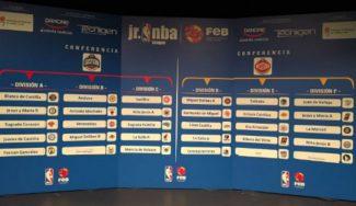 ¡Por primera vez! Burgos celebra el Draft en su estreno en la Jr NBA-FEB League