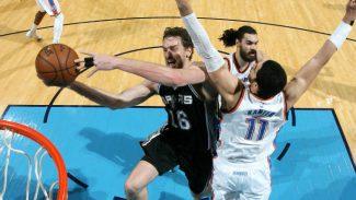 Leonard anula el triple-doble de Westbrook y abre debate: Pau brilla con 17 puntos (Vídeo)