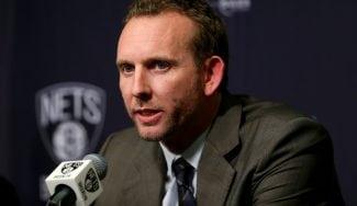 El GM de los Nets echa sus redes en Europa: «Estamos viendo un montón de jugadores»