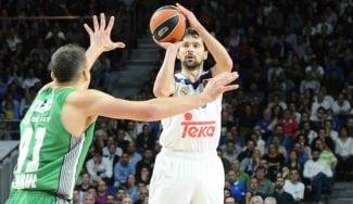 El Darussafaka sorprende al Madrid e iguala la serie: racha de Llull y tapón de Rudy (Vídeo)