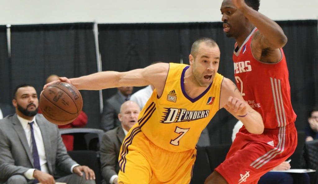 Troy DeVries regresa a la ACB: llega al Betis procedente del filial de los Lakers (Vídeo)