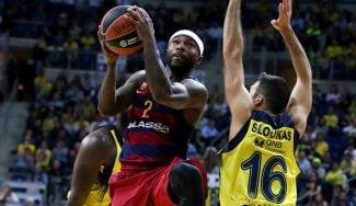 Rice y Claver sobresalen pero no pueden con el Fenerbahçe: Navarro hace historia (Vídeo)