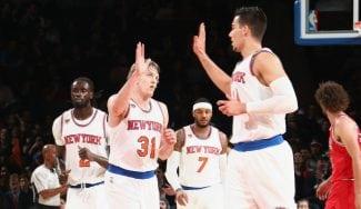 Los Knicks aplacan los 21 puntos de Mirotic: Ndour brilla como titular junto a Willy (Vídeo)