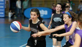 Burgos arranca: la Liga JR. NBA-FEB echa a andar en un torneo exclusivamente femenino