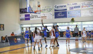 Comienza el Campeonato de España Junior: el campeón Gran Canaria empieza arrasando