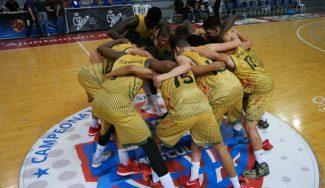 Canterbury sigue asombrando en Lleida: definidos los cuartos de final del Cadete Masculino