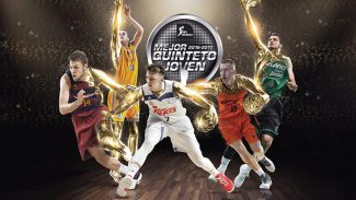 Luka Doncic, Mejor Joven ACB también por unanimidad: así queda el quinteto (Vídeo)