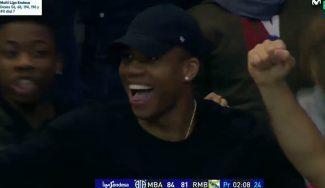 El Madrid asalta Andorra con prórroga: el NBA Antetokounmpo flipa con su hermano (Vídeo)