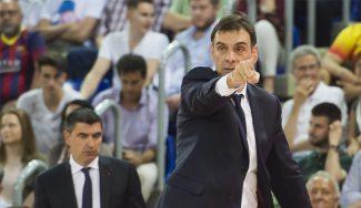Bartzokas dice que «no es fácil» reconstruir el Barça: «Como en la guerra, habrá víctimas»