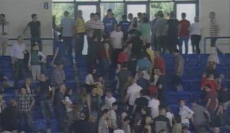 El Buducnost, campeón de Montenegro un día después de una amenaza de bomba (Vídeo)