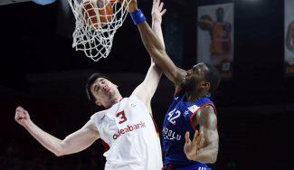 Dunston decide el Galatasaray-Efes: tapón a un lado, canasta ganadora en el otro (Vídeo)