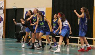 Un póker histórico: Estudiantes gana todo en chicas en Madrid desde alevín hasta junior