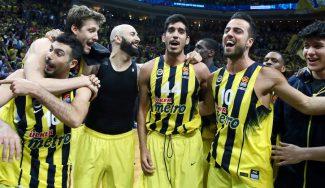 Análisis de Chema de Lucas. El Fenerbahçe, ante su F4. ¿A la tercera irá la vencida?